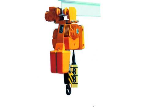 """Тали электрические, перемещаемые при помощи моторной тележки тип """"BE"""""""
