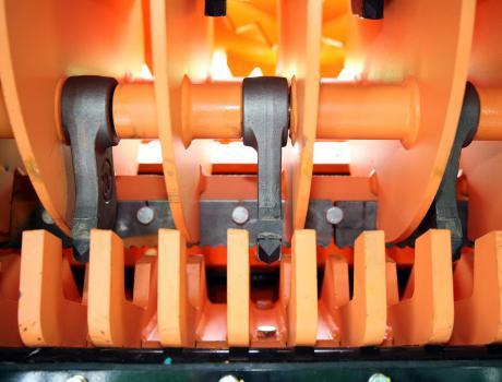 Измельчитель (шредер) Willibald MS 3000 Minishark
