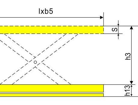 Подъёмный стол DG03