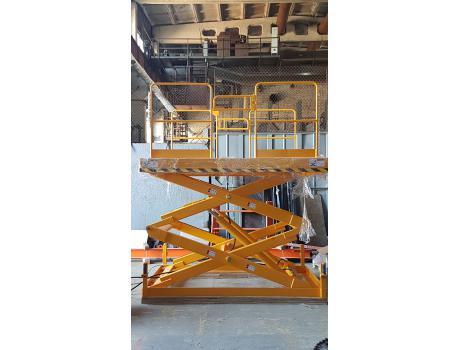 Подъёмный стол DGS20 (в/п 3500 мм)