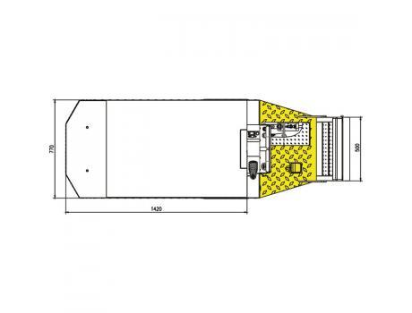Комплектовщик заказов QDD25R