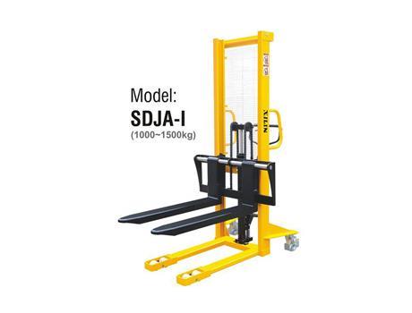 Ручной штабелер SDJA-I-1500, г/п 1500 кг, в/п 1600 мм