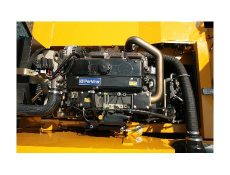 Davino PRIMA - двигатель