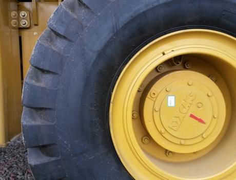 XCMG LW300FN - колесо