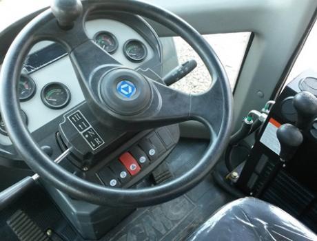 XCMG LW300FN - рулевое управление