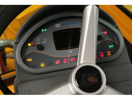 Davino Exclusive - рулевое управление