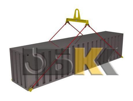 Ручные траверсы для контейнеров