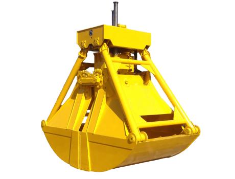 Грейфер модели ДГ2-1,5-C2-1K-0,35