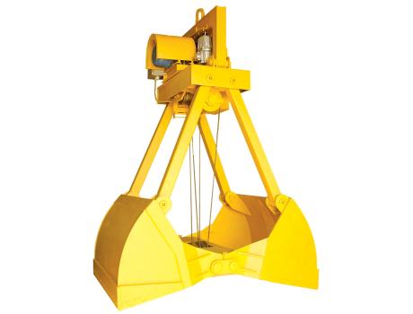 Грейфер модели ДГМ2-3,2-С2Л-0,6