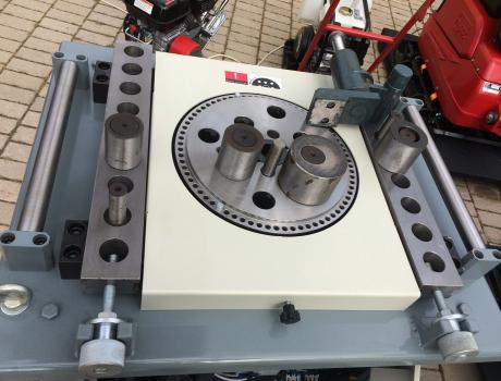 Станок для гибки арматуры серии GW42