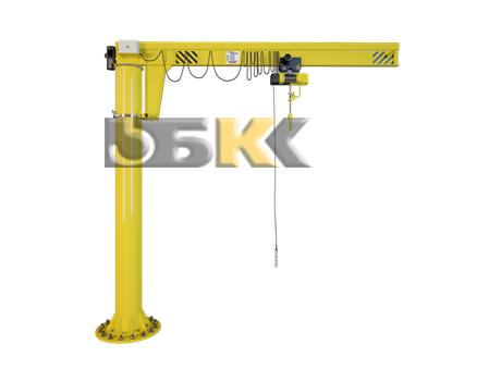 Кран консольный ККМ7 (электрический)