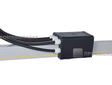 Соединительная токопроводящая коробка шинопровода Unilift