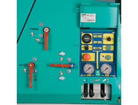 Пневмонагнетатель MOVER 270d - панель управления