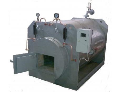 Парогенератор на твердом топливе (серия ПАР-Т)