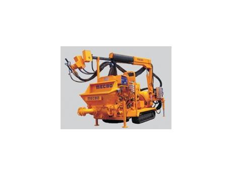 Бетононасос ROBOT SPRITZ P2.800/BR8 на гусеничном ходу