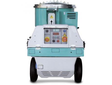 Торкрет-установка (шнековая станция) STEP 120