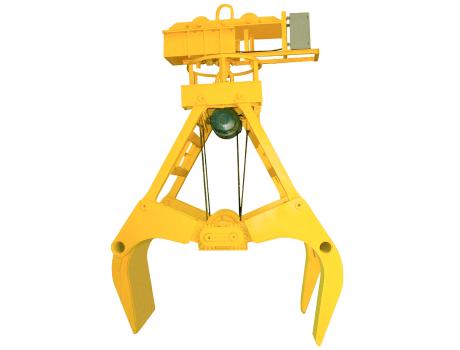 Грейфер модели  ДГМ3-Л1-6,3-1,2