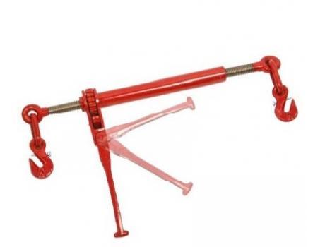 Вантовое натяжное устройство со складной рукояткой