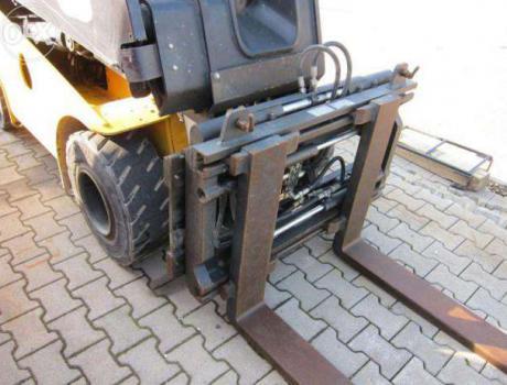 Навесное оборудование на вилы погрузчиков
