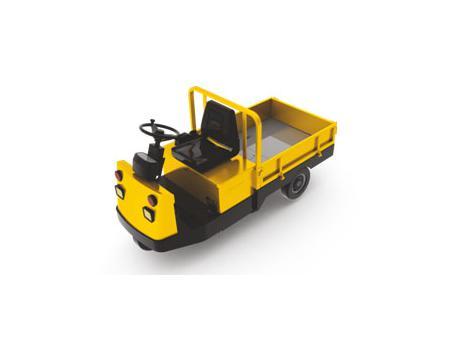 Буксировочный тягач с электроприводом  моделей BD10S, BD15S