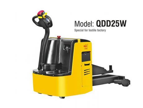 Электротягач с пешим управлением модель QDD25W