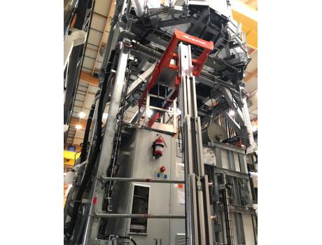 Телескопический подъемник ELEVAH 65ES MOVE