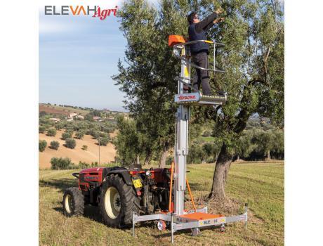 Телескопический подъемник ELEVAH 61