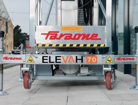 Телескопический подъемник ELEVAH 70