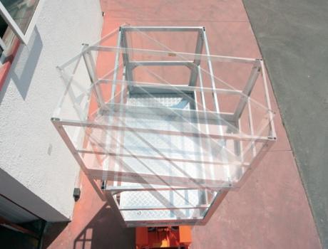 Телескопический подъемник Faraone PKS 890 XL/ 740 XL