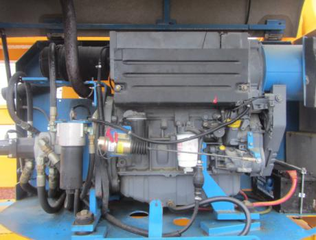 Самоходный коленчатый подъемник Genie Z60-34RT 2004 г/в