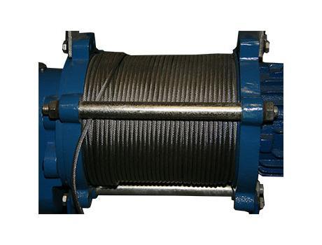 Лебедка электрическая KDJ-300R1