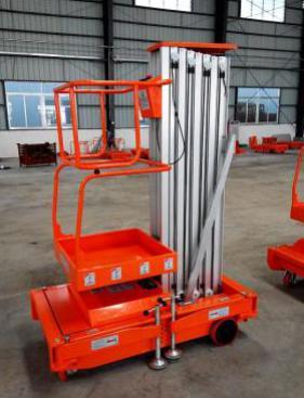 GTWY 6-100, г/п 150 кг рабочая высота 7.7 м