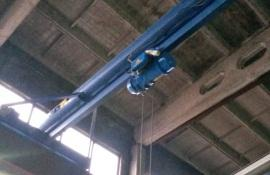 Ремонт кран-балки, ремонт мостового крана, ремонт башенного крана, ремонт козлового крана